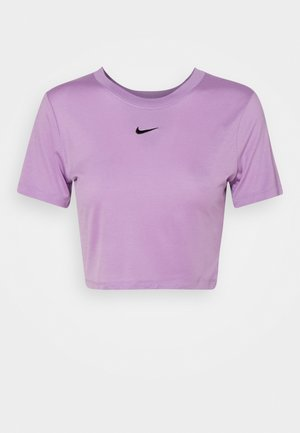 TEE SLIM - T-shirt basic - violet shock