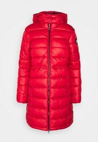 EILEEN - Zimní kabát - winter red