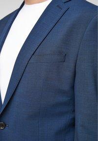 s.Oliver BLACK LABEL - SLIM FIT - Giacca elegante - blue - 4