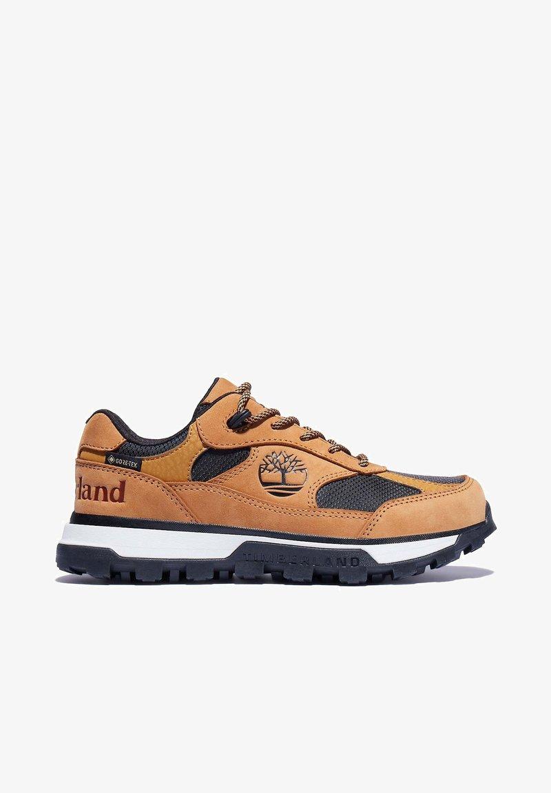 Timberland - TRAIL TREKKER LOW GTX - Sports shoes - wheat