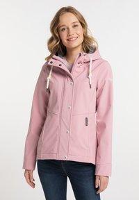 Schmuddelwedda - Outdoor jacket - pfirsichrosa - 0