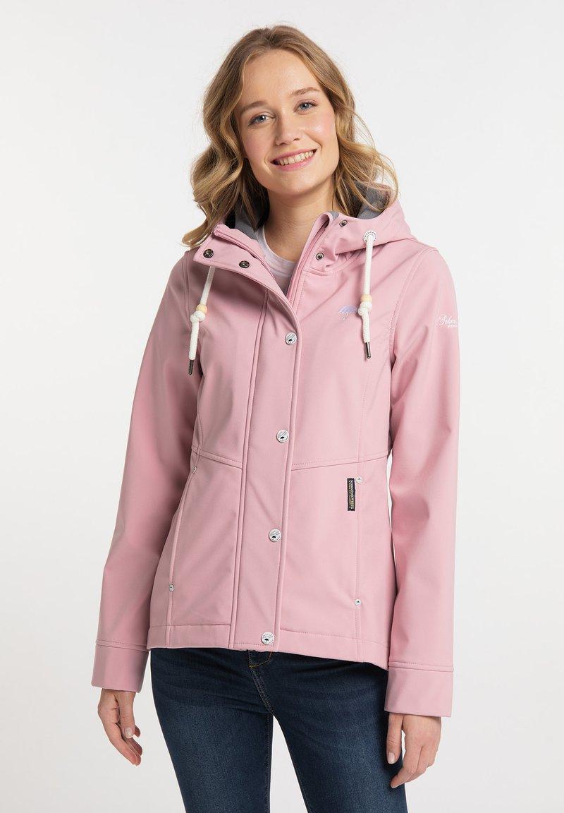 Schmuddelwedda - Outdoor jacket - pfirsichrosa