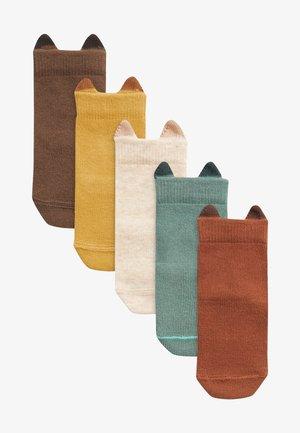 Sokken - brown