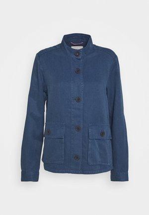 SHELLY SUMMER JACKET - Denim jacket - indigo