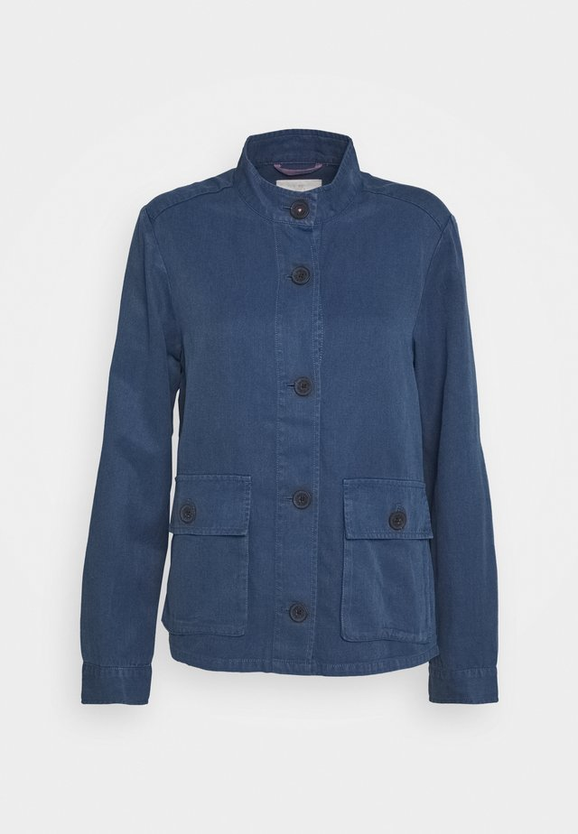 SHELLY SUMMER JACKET - Spijkerjas - indigo