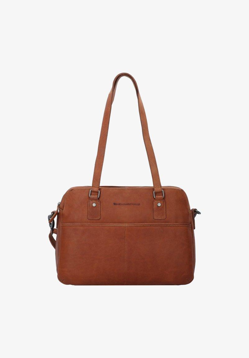 The Chesterfield Brand - BARCELONA - Laptop bag - cognac