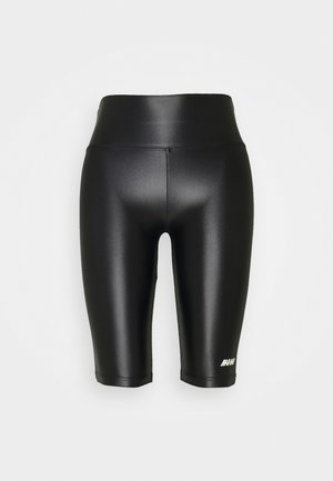 SHORTS - Legging - black