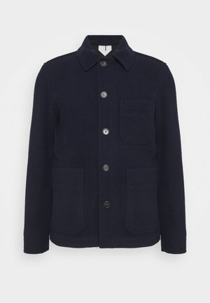 COAT - Summer jacket - blue dark