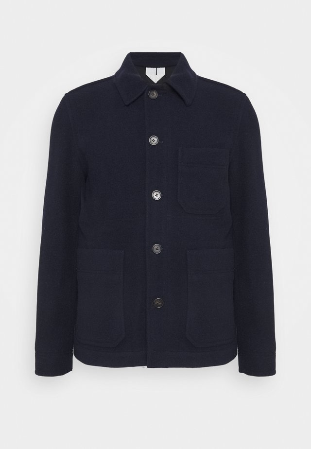 COAT - Summer jacket - blue dark
