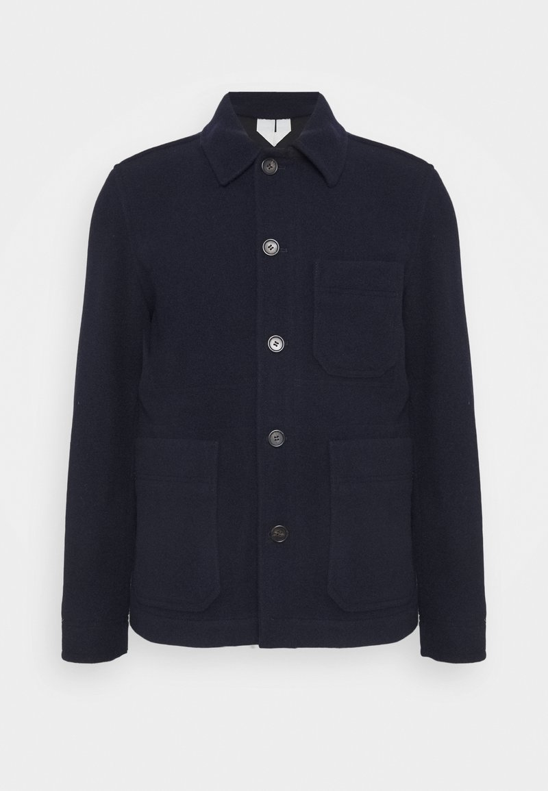 ARKET - COAT - Summer jacket - blue dark