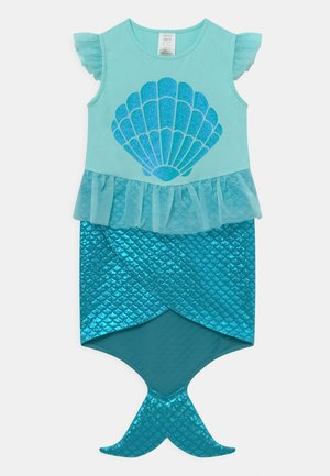 MERMAID DRESS OUT - Costume - light turquoise