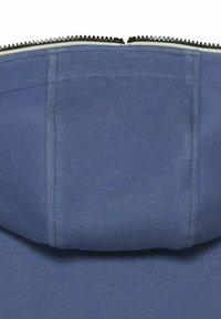 camel active - SCUBA - Zip-up sweatshirt - blue - 7