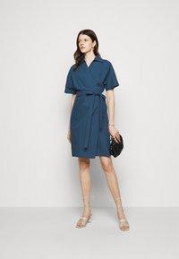 WEEKEND MaxMara - AUSTIN - Sukienka letnia - chinablau - 1