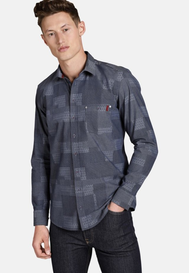 MIXEDSTYLES - Shirt - grey