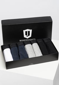 INDICODE JEANS - 7 PACK - Pants - black/grey/navy/white - 7