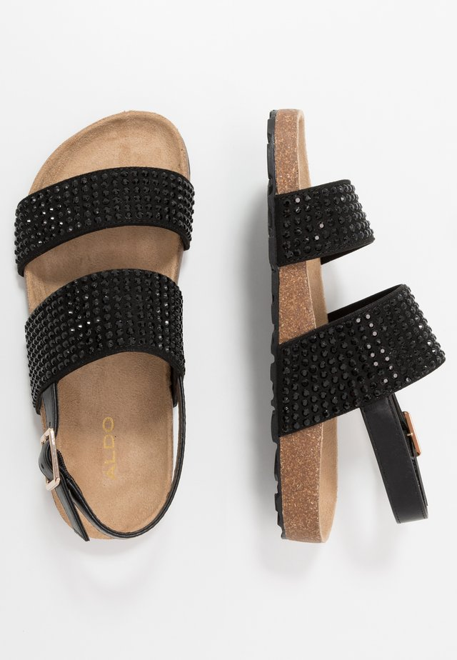 FELINNA - Sandals - black