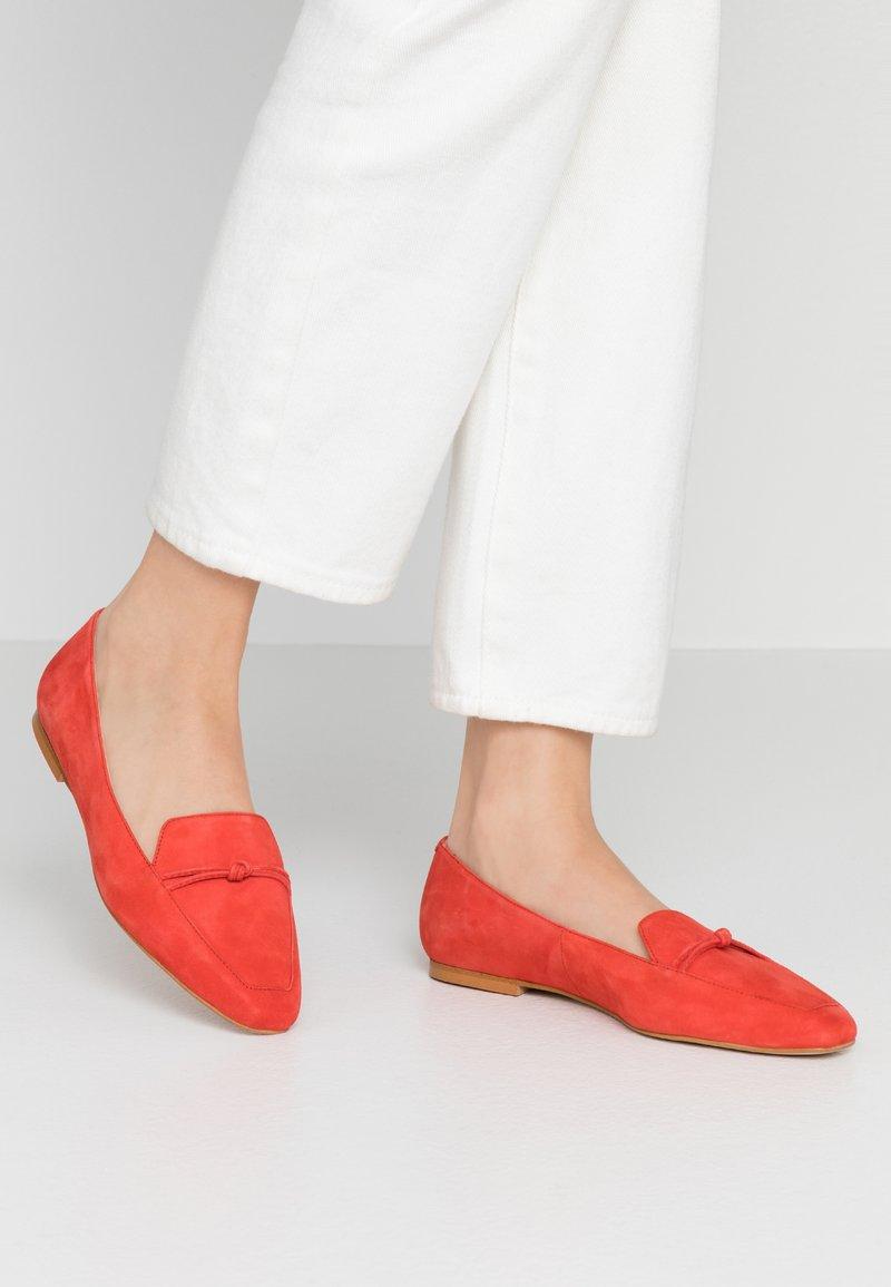 Zign - Scarpe senza lacci - red