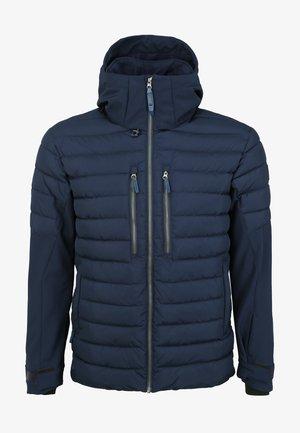 IGNEOUS  - Snowboard jacket - ink blue