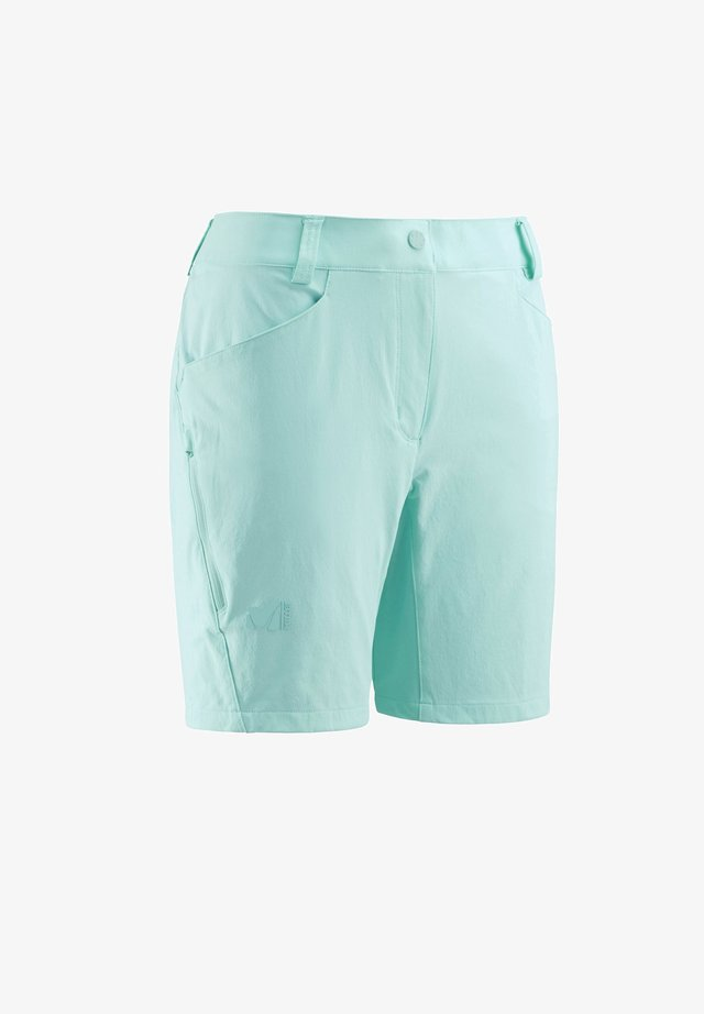 Outdoor shorts - turquoise