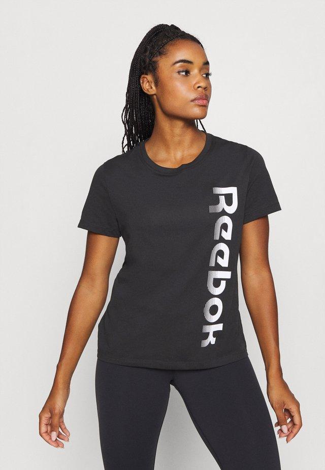 GRAPHIC TEE  - Camiseta estampada - black