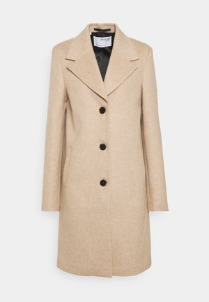 SLFNEW SASJA COAT - Classic coat - beige
