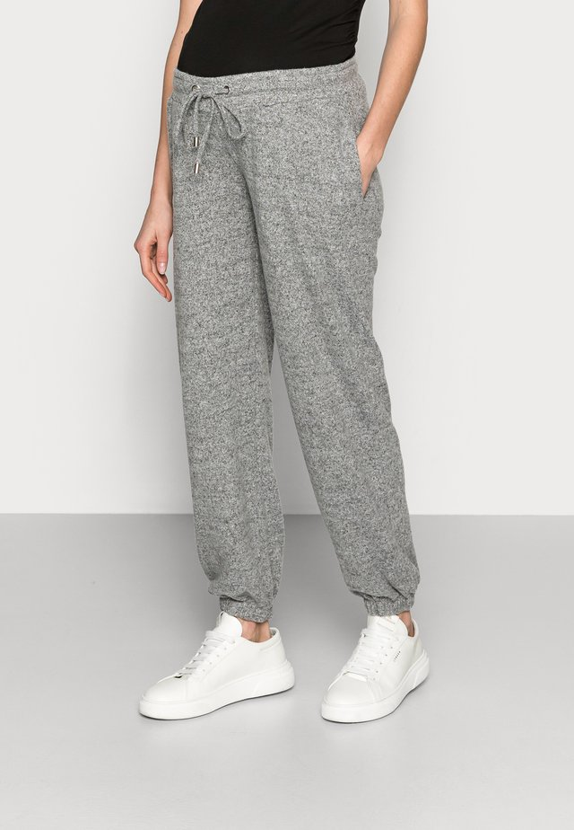 MLCAILA PANTS - Trainingsbroek - grey melange