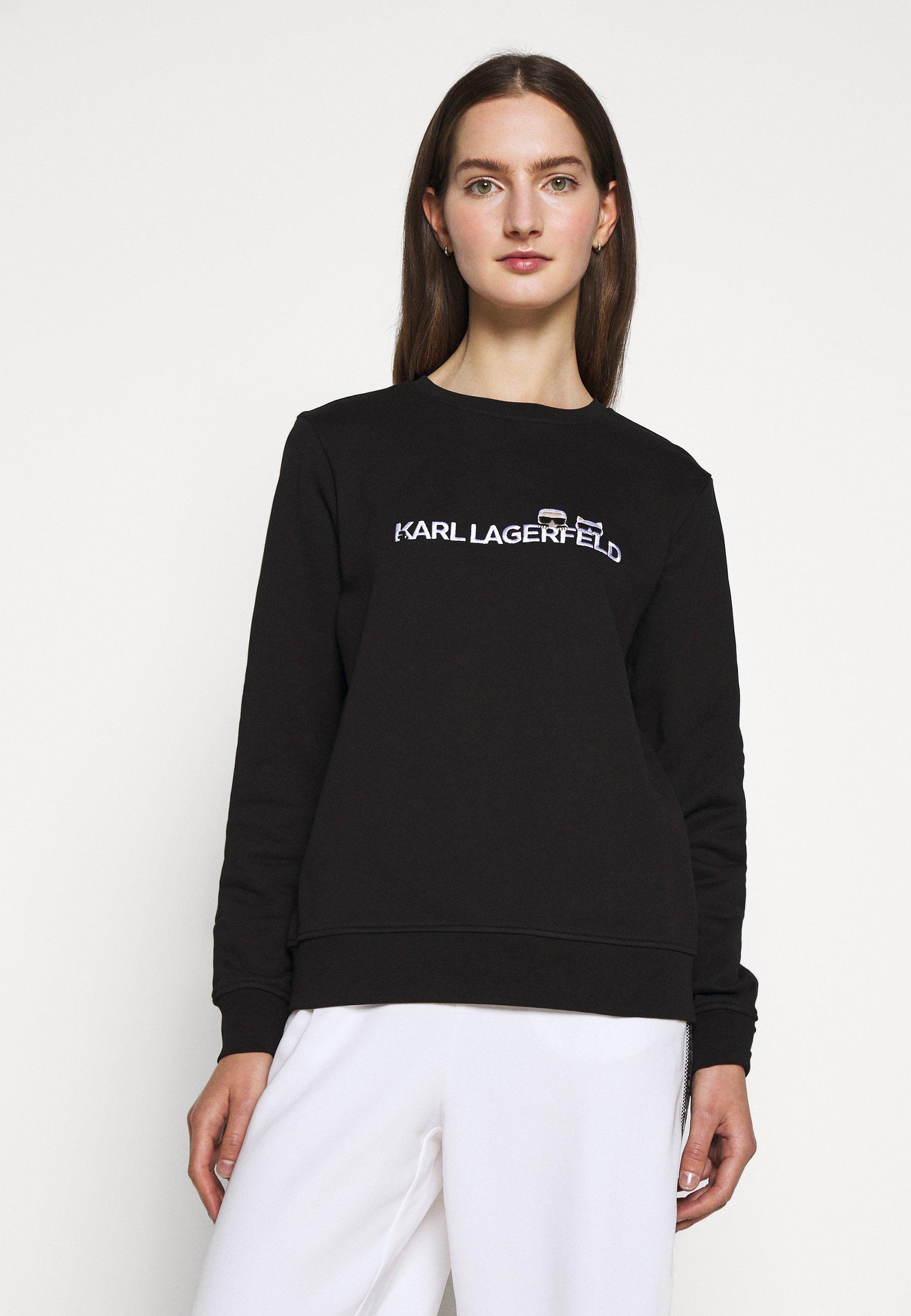 KARL LAGERFELD IKONIK Shoppingveske black Zalando.no
