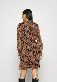 Esqualo - DRESS FLOWER PRINT - Day dress - multicoloured - 2