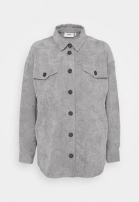 Moves - SAVISA - Button-down blouse - grey - 0