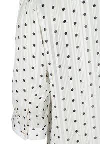 Zizzi - Button-down blouse - white - 3