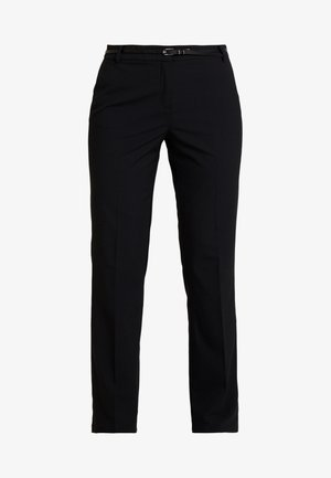 NEWPORT - Trousers - black