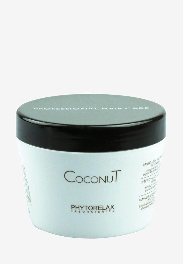 COCONUT INTENSIVE NOURISHING MASK  - Maschera per capelli - -
