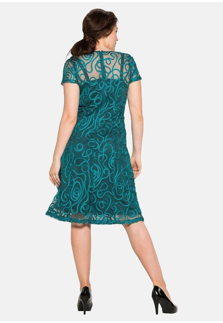 Cocktailkleid/festliches Kleid - opalgrün