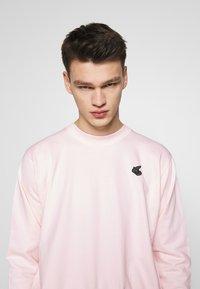 Vivienne Westwood Anglomania - ARM CUTLASS - Sweatshirt - pink - 4