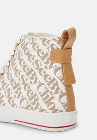 See by Chloé - ARYANA - High-top trainers - natural - 4