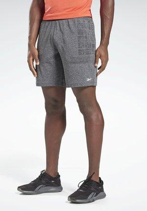 UNITED BY FITNESS MYOKNIT SEAMLESS SHORTS - Shorts - grey