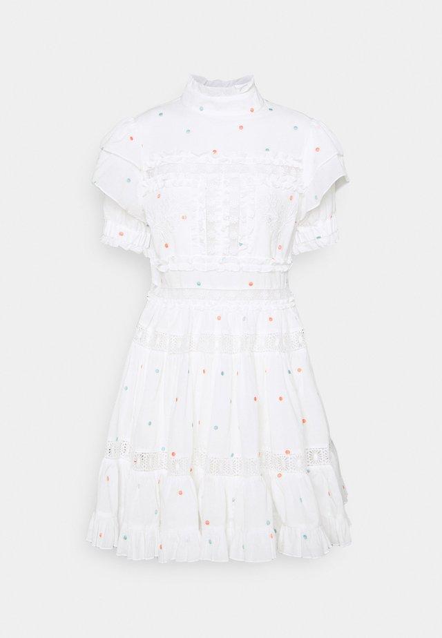 IRO DRESS - Hverdagskjoler - white