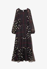 Violeta by Mango - Maxi šaty - schwarz - 4