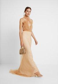 LEXI - JASMIN DRESS - Occasion wear - apricot/cream - 2