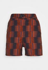 SPYJAMA - Shorts - dark orange