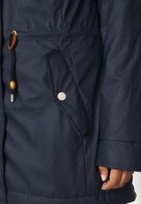 Ragwear Plus - MONADIS RAINY - Parka - navy - 4