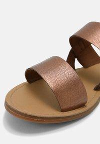 Timberland - CAROLISTA SLINGBACK - Sandals - medium brown - 5