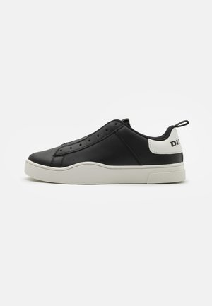 CLEVER S-CLEVER SOSNEAKERS - Trainers - black/star white