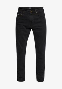 Versace Jeans Couture - MILANO JUNGLE BACK POCKET - Slim fit jeans - black - 4