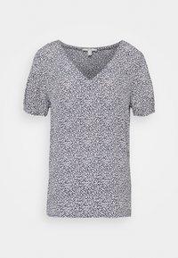 Esprit - Print T-shirt - navy - 0