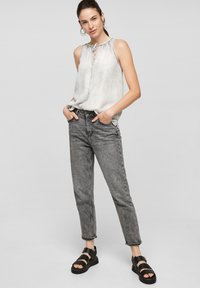 QS by s.Oliver - Top - grey - 1