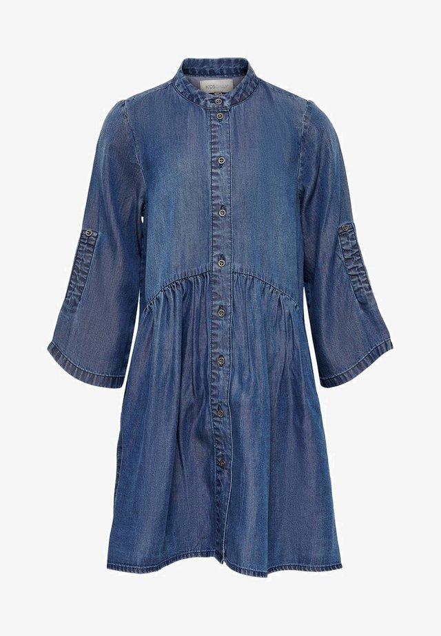 Jeansklänning - medium blue denim