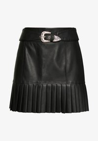 River Island - A-line skirt - black - 4