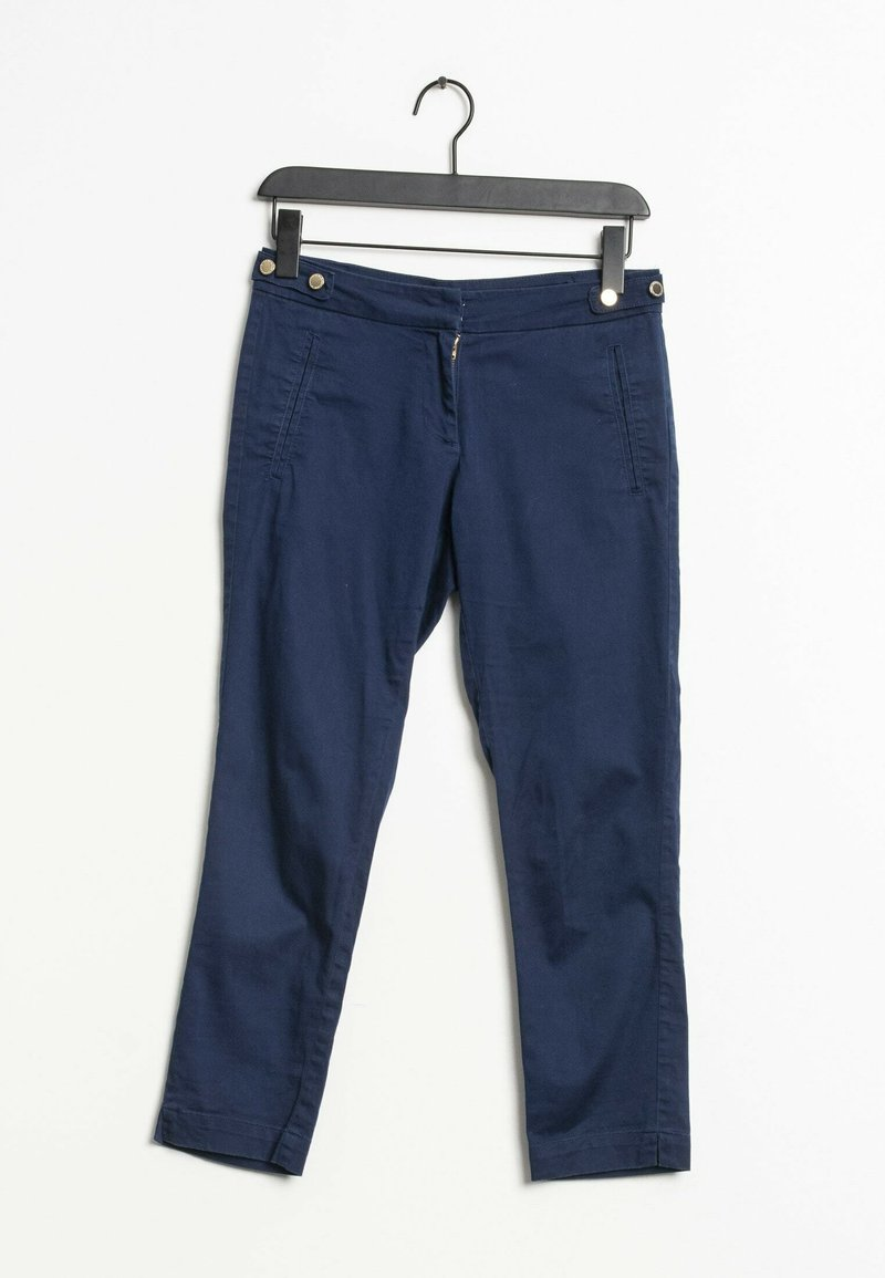 Morgan - Trousers - blue
