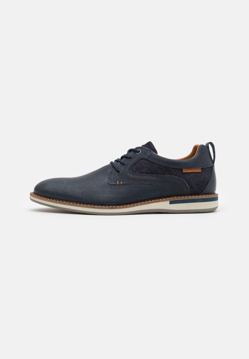 Bullboxer - Chaussures à lacets - navy